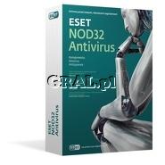 NOD32 Antivirus PL 1-user 1-Rok przedstawia grafika.