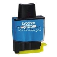 Wklad drukujacy Zamiennik LC900C Brother Cyan przedstawia grafika.