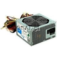 ˙Zasilacz do obudowy ATX 500W Seasonic SS-500ET (Fan 120mm, Active PFC, 80+) przedstawia grafika.