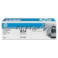 Toner HP CE285A (1600 str, LaserJet P1102) przedstawia grafika.