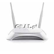 TP-Link Wireless Router TL-MR3420, 3G UMTS/HSPA, 4G LTE przedstawia grafika.