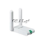 TP-Link TL-WN822N karta sieciowa USB Wireless 802.11n/300Mbps przedstawia grafika.