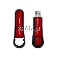 PenDrive 32GB USB 3.0 ADATA S107 Czerwony przedstawia grafika.