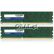 DDR3 16GB 1333MHz ADATA (2x8GB, DualDDR, CL9) przedstawia grafika.