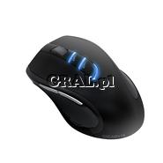 Gigabyte ECO600 Wireless Laser Mouse przedstawia grafika.
