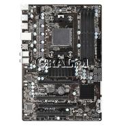 ASRock 970 PRO3 R2.0, AMD 970, DDR3, SATA3, RAID, USB3.0, GBLAN, ATX, AM3+ przedstawia grafika.