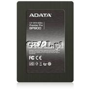 """ADATA 256GB SSD, 2.5"""", SATA/600 550MB/s, 530MB/s SP900 przedstawia grafika."""