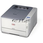OKI C531DN (Laserowa kolorowa drukarka) + 3 lata gwarancji po rejestracji Gratis! przedstawia grafika.