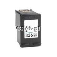 Wklad drukujacy zamiennik HP No 336 Czarny C9362EE przedstawia grafika.