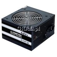 Zasilacz do obudowy ATX 500W Chieftec GPS-500A8 Smart Series (Fan 120mm)  przedstawia grafika.