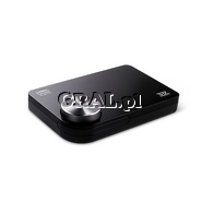 Creative X-Fi Surround 5.1 Pro USB (zewnetrzna karta dzwiekowa) przedstawia grafika.