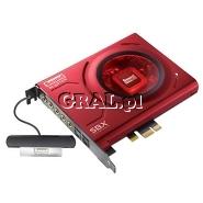 Creative Sound Blaster Z + mikrofon przedstawia grafika.