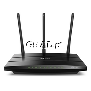 TP-Link Wireless Router Archer C7 AC1750 802.11ac Dual Band USB przedstawia grafika.