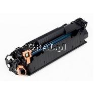 ˙Toner Zamiennik 85A/CRG725 (HP CE285A, Canon CRG 725, Czarny, 2000str.) przedstawia grafika.