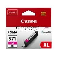 Wkład Canon CLI-571M XL (Magenta) przedstawia grafika.