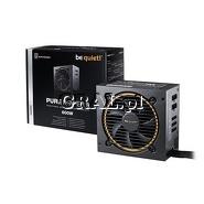 Zasilacz do obudowy ATX 600W be quiet Pure Power Cable Management BN268 80Plus Silver przedstawia grafika.