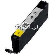 Wkład drukujący zamiennik Canon CLI-571 XL (Yellow) przedstawia grafika.