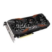 GeForce GTX1070 Gigabyte 8GB, DDR5, 3xDP, HDMI, DVI, PCI-E, G1 Gaming 1620/8008 przedstawia grafika.