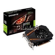 GeForce GTX1070 Gigabyte 8GB, DDR5, DP, HDMI, 2xDVI, PCI-E, Mini ITX OC 1531/8008 przedstawia grafika.