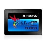 """ADATA 512GB SSD, 2.5"""", SATA/600 560MB/s, 520MB/s, SU800 Ultimate przedstawia grafika."""