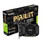 GeForce GTX1050 Ti Palit 4GB, DDR5, DP, HDMI, DVI, PCI-E, StormX 1290/7000 przedstawia grafika.