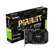 GeForce GTX1050 Palit 2GB, DDR5, DP, HDMI, DVI, PCI-E, StormX 1354/7000 przedstawia grafika.