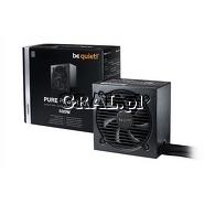 Zasilacz do obudowy ATX 500W be quiet! Pure Power 10 (80PLUS Silver) przedstawia grafika.