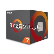 AMD Ryzen 7 1700 (3.0GHz, Eight Core, 16MB, 65W, BOX, AM4)    przedstawia grafika.