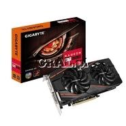 Radeon Rx 580 Gigabyte 4GB DDR5, 3xDP, HDMI, DVI-D, PCI-E Gaming 4G  1257/8000 przedstawia grafika.