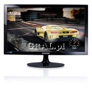 """Samsung 24"""" LCD LS24D330HSX (TN, 1ms, FullHD, HDMI, D-SUB) przedstawia grafika."""