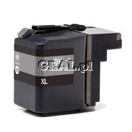 Wklad drukujacy zamiennik LC529XL-BK Black przedstawia grafika.