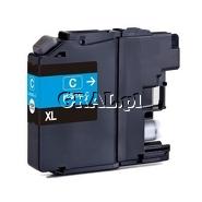 Wklad drukujacy zamiennik LC525XL-C Cyan (1300 str) przedstawia grafika.