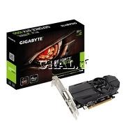 GeForce GTX1050 Ti Gigabyte 4GB, DDR5, DP, HDMI, DVI, PCI-E, OC 1303/7008 przedstawia grafika.