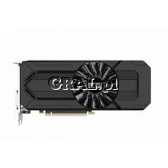 GeForce GTX 1060 Palit 6GB, DDR5, 3xDP, HDMI, DVI, StormX OC przedstawia grafika.