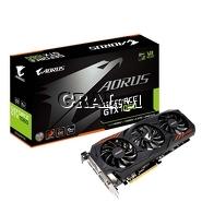 GeForce GTX1060 Gigabyte 6GB, DDR5, 3xDP, HDMI, DVI, PCI-E, Aorus 2.0 1506/8008 przedstawia grafika.