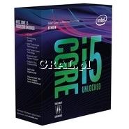 Intel Core i5 8600K 6x3.6 GHz BOX (LGA1151-G8, 9MB, UHD 630, 95W)  przedstawia grafika.