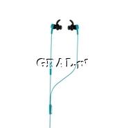 ˙Słuchawki JBL Synchros Reflect Blue przedstawia grafika.