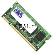 GoodrRAM, 8GB, DDR4, 2133MHZ, CL15, SODIMM przedstawia grafika.