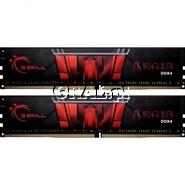 DDR4 16GB 3000MHz G.SKILL AEGIS (2x8GB, Dual, CL16) przedstawia grafika.