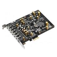Asus XONAR AE 7.1 PCIe gaming ,audio quality przedstawia grafika.