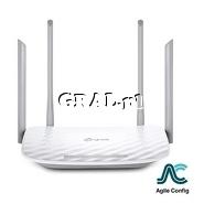 TP-Link Archer C5 v4 AC1200 802.11ac, 4xLAN,1xUSB,VPN,IPTV, TR-069 przedstawia grafika.