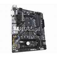 Gigabyte B450M DS3H, AMD B450, HDMI, DVI, DDR4, SATA3, M2, RAID, GBLAN, MATX, AM4 przedstawia grafika.