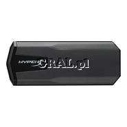 HyperX Savage Exo SSD 480GB 500/480 MB/s, USB 3.1 Typ-C przedstawia grafika.