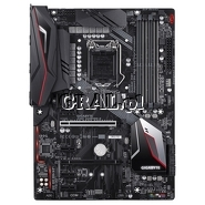 Gigabyte Z390 GAMING X, Intel Z390, HDMI, DDR4, USB 3.1, RAID, M.2, ATX, LGA1151-G8 przedstawia grafika.