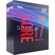 Intel Core i7 9700K 8x3.6/4.9 GHz BOX (LGA1151-G8, 12MB, UHD 630, 95W)  przedstawia grafika.