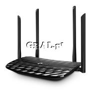 TP-Link Wireless Router Archer C6, AC1200, 802.11ac, Dual Band, GBLAN  przedstawia grafika.