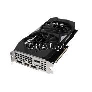 GeForce RTX 2060 GIGABYTE WINDFORCE 2 OC, 6GB, GDDR6, 3xDP, HDMI, PCI-E przedstawia grafika.