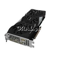 ˙GeForce RTX 2060 GIGABYTE Gaming OC, 6GB, GDDR6, 3xDP, HDMI, PCI-E przedstawia grafika.