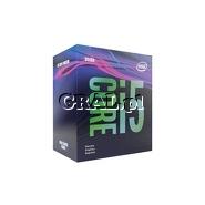 Intel Core i5 9400F 6x2.9/4.1 GHz BOX (LGA1151-G8, 9MB, 65W)  przedstawia grafika.