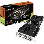 Gigabyte GeForce GTX1660Ti Gaming-OC, 6GB, DDR6, PCI-E, 3xDP, HDMI przedstawia grafika.